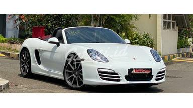 2013 Porsche Boxster 2.7 Sport Chrono - Full Spec Red Soft Top Perfect