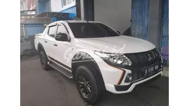 2018 Mitsubishi Strada Triton Exceed - Proses Cepat Dan Mudah
