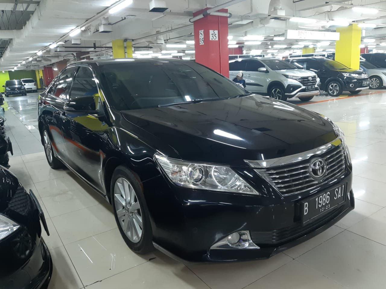 2013 Toyota Camry V