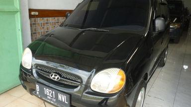 2004 Hyundai Atoz - Siap Pakai Mulus Banget