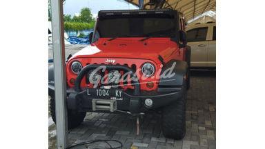 2013 Jeep Wrangler 4WD - Murah berkualitas