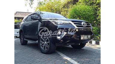 2018 Toyota Fortuner VRZ