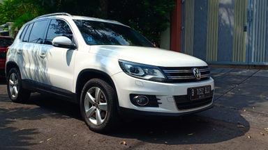 2013 Volkswagen Tiguan TSI - istimewa (s-0)