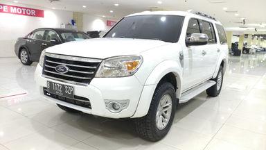 2012 Ford Everest 4x4 - Mulus Siap Pakai