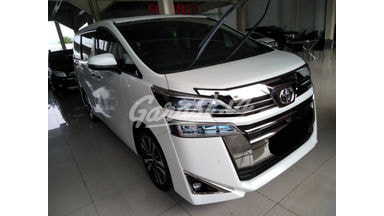 2018 Toyota Vellfire G - SIAP PAKAI!