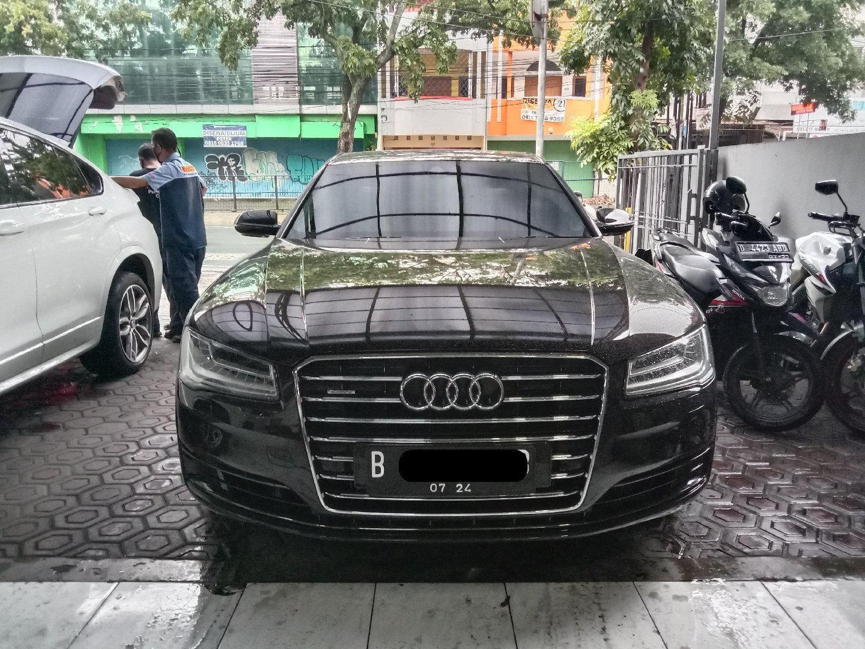 2014 Audi A8 Quattro