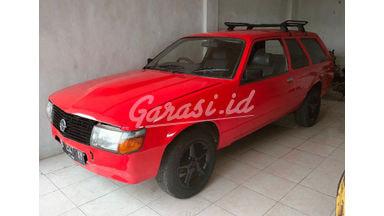 1985 Opel Rekord Diesel 2 Pintu