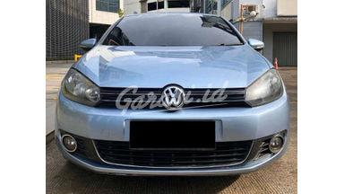 2011 Volkswagen Golf TSI - Siap Pakai