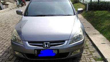 2004 Honda Accord Vti-L - Kondisi siap pakai (s-0)