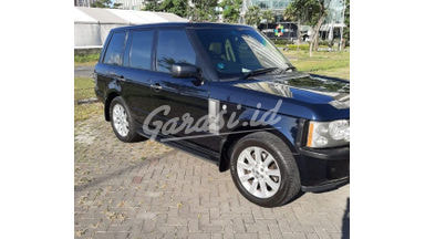 2007 Land Rover Range Rover Sport Supercharged - Kondisi Mulus
