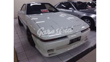 1989 Toyota Supra MK 3 - Barang Bagus, Harga Menarik
