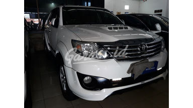 2013 Toyota Fortuner G - Nyaman Terawat