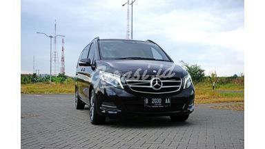 2016 Mercedes Benz V-Class V220 Viano - Mobil Pilihan