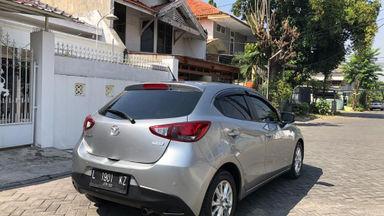 """2014 Mazda 2 R Skyactive - Thn 2014/ Pmk'15 Silver """"KM 55rb Record"""" (s-3)"""