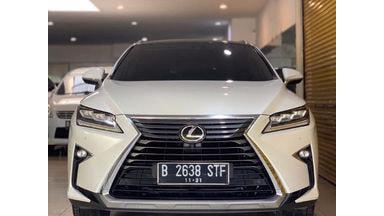 2016 Lexus RX Luxury - Siap Pakai Dan Mulus