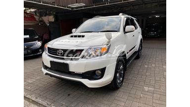 2015 Toyota Fortuner G TRD