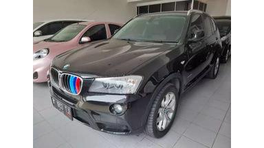 2014 BMW X3 x drive - Barang Cakep