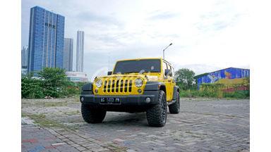 2015 Jeep Wrangler JK Sport Bensin 3.0