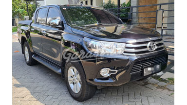 2019 Toyota Hilux V double cabin