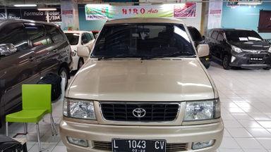 2002 Toyota Kijang LGX Diesel Manual - Barang Bagus Siap Pakai (s-1)