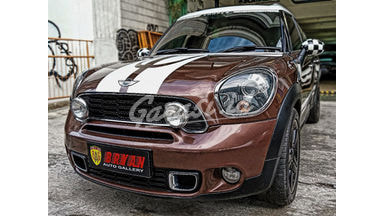 2013 MINI Cooper S COUNTRY MAN S TURBO