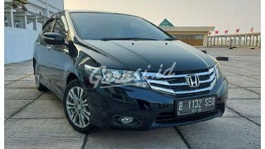2013 Honda City E - Pemakaian Pribadi