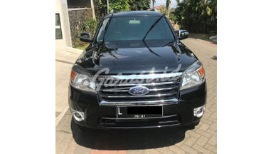 2011 Ford Everest XLT - Istimewa