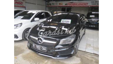 2016 Mercedes Benz CLA-Class CLA 200 - Siap Pakai