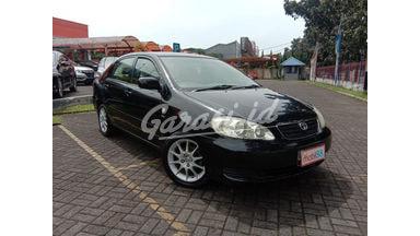 2004 Toyota Corolla Altis J - Tua Tua Keladi