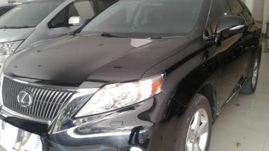2011 Lexus RX - Barang Istimewa