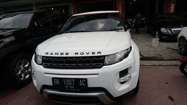 2012 Land Rover Range Rover Evoque Si 4 - Mulus Terawat