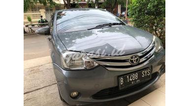 2014 Toyota Etios Valco È