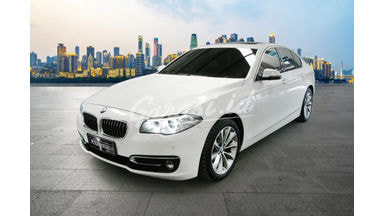 2017 BMW 5 Series 520i