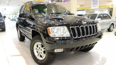 2000 Jeep Grand Cherokee 4.7 LIMITED SUNROOF - Unit Kondisi PRIMA