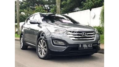 2012 Hyundai Santa Fe CRDi