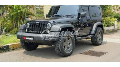 2008 Jeep Wrangler Rubicon 3.8 2 Doors
