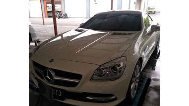 2011 Mercedes Benz Slk SLK200 1.8 - SIAP PAKAI!