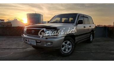 2002 Toyota Land Cruiser VX 100 - FULL ORIGINAL