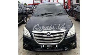 2015 Toyota Kijang Innova G - Good Condition