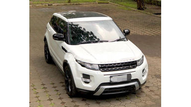 2015 Land Rover Range Rover Evoque Luxury Dinamic