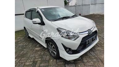 2018 Toyota Agya G TRD