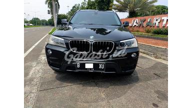 2014 BMW X3 XDRIVE - Bekas Berkualitas