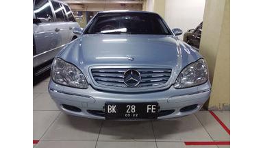 2002 Mercedes Benz S-Class 320 - Barang Bagus Dan Harga Menarik
