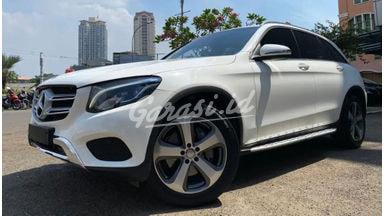 2016 Mercedes Benz Glc-250 Exclusive - Barang Bagus Dan Harga Menarik
