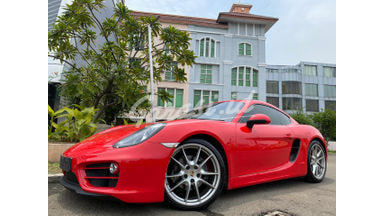 2014 Porsche Cayman 2.7 pdk - Kredit Dp Ringan Tersedia, like a new