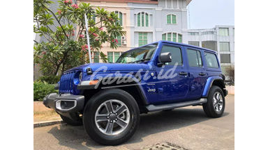 2018 Jeep Wrangler SAHARA - Original Garansi Ready Kredit