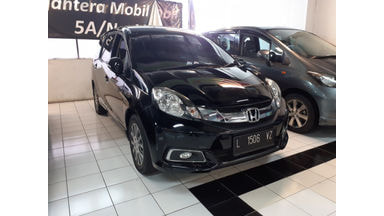 2015 Honda Mobilio E CVT - Terawat & Siap Pakai