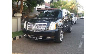 2011 Cadillac Escalade Platinum - Istimewa