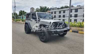 2010 Jeep Wrangler Sport 2 door