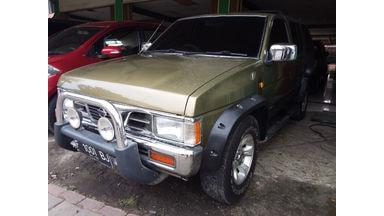 2001 Nissan Terrano mt - Barang Bagus Dan Harga Menarik